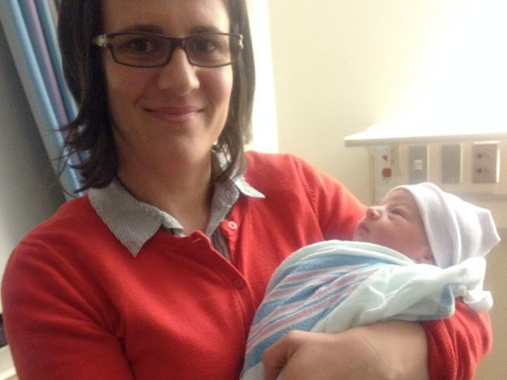 My New Role as a Doula