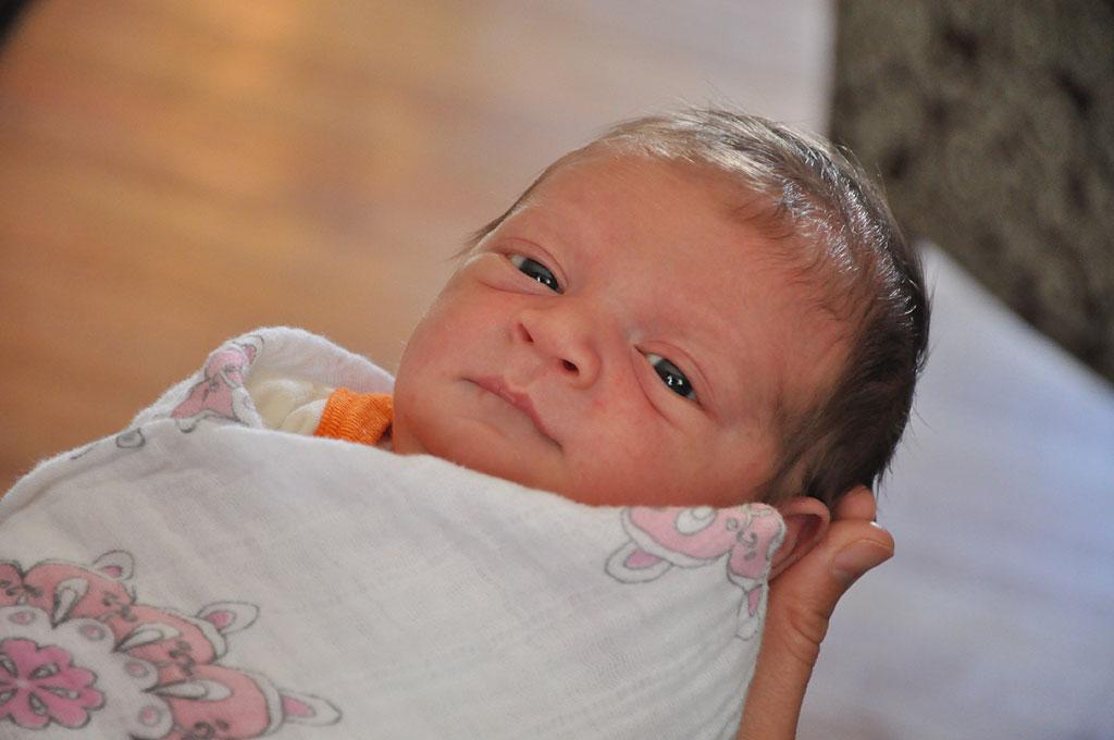 Elizabeth Rose Gammon-Birth Story